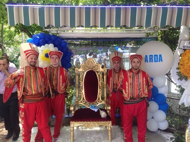 Sünnet Düğünü Organizasyonu Aktiviteleri